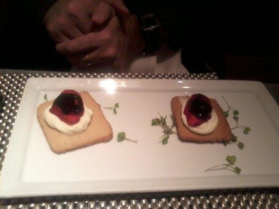 Fig & Olive : sobremesa