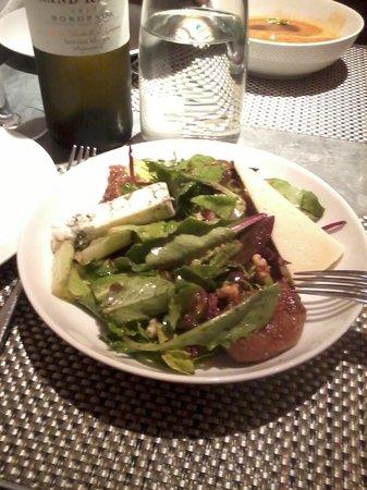 Fig & Olive : salada fig and olive