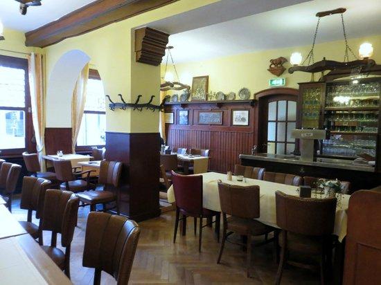 Grimmelshausen Hotel: Frühstücksraum