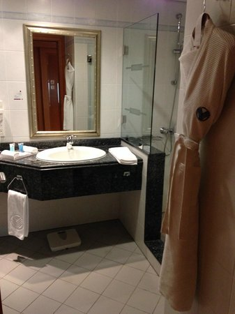 Al Maha Arjaan by Rotana Abu Dhabi : Bathroom