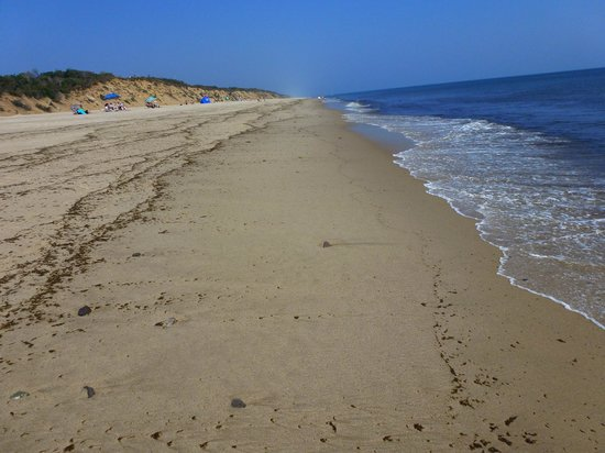 Route 6A (The Old King's Highway): Brewster  - Ellis Landing Beach
