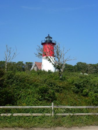 Route 6A (The Old King's Highway): Brewster lighthouse