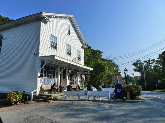 Route 6A (The Old King's Highway): Brewster Store