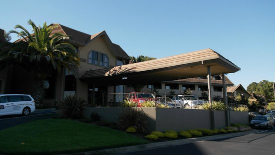 Best Western Plus Novato Oaks Inn: Hotel