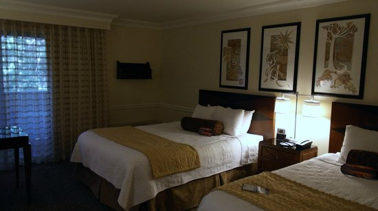 BEST WESTERN PLUS Novato Oaks Inn: Zimmer