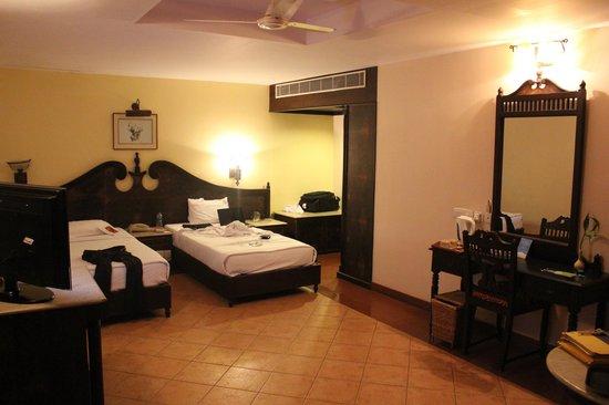 The Raviz Resort & Spa, Kadavu: Cottage