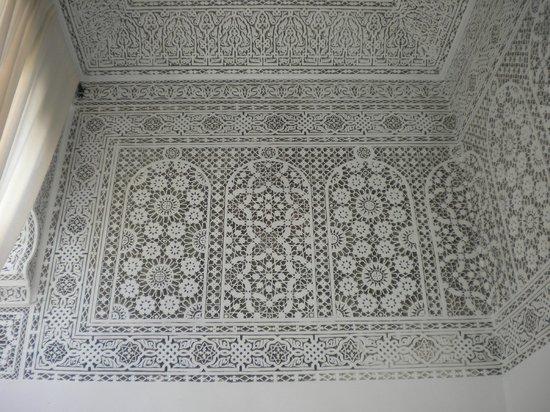 Riad Les Nuits de Marrakech : The Walls