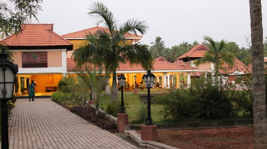 The Resort Picture Of Club Mahindra Poovar Puvar