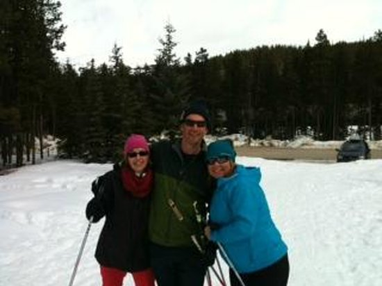 Wilsons Mountain Sports: A great day in Lake Louise Cross country skiing
