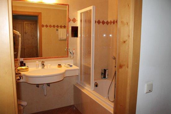 Hotel Maria: Bagno.