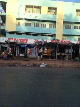 ITC Windsor, Bengaluru: Bangalore Market
