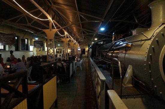 Selati Station Grillhouse: Selati