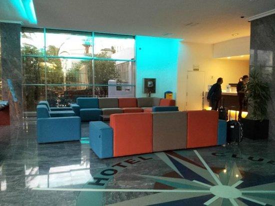 Sirenis Hotel Goleta & Spa: Salone Hotel