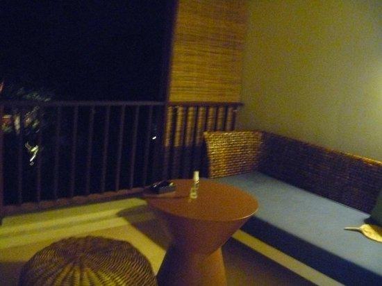 Yaiya Hua Hin: Balcony