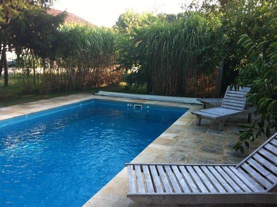 Maison Donamaria : La piscine