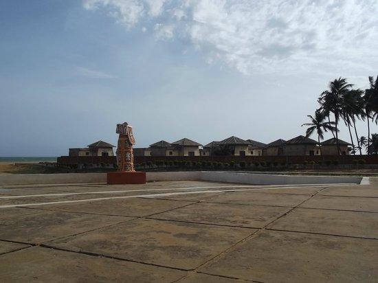 Ouidah, Benin: le vaudou est partout ici...