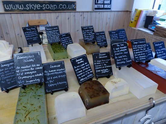 ‪The Isle of Skye Soap Company‬