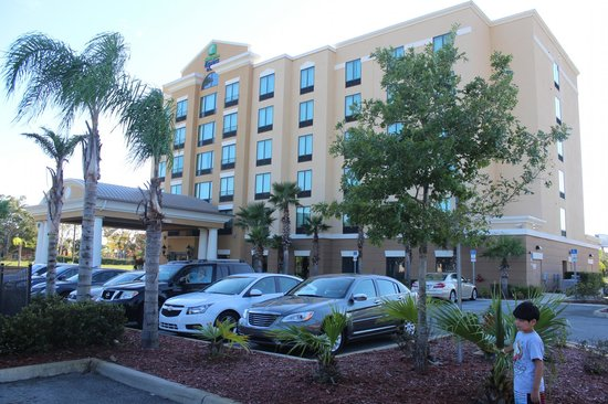 Holiday Inn Express Hotel & Suites Orlando - International Drive: vista do hotel