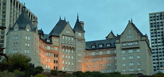 The Fairmont Hotel Macdonald : Hotel MacDonald