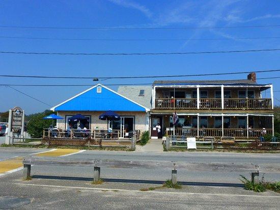 Bookstore & Restaurant: Restaurante