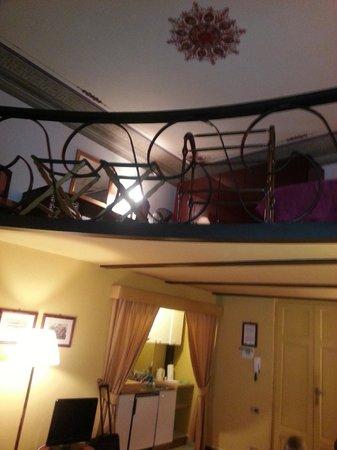 Residenza d'Epoca Via Santo Spirito 6: mezzanine