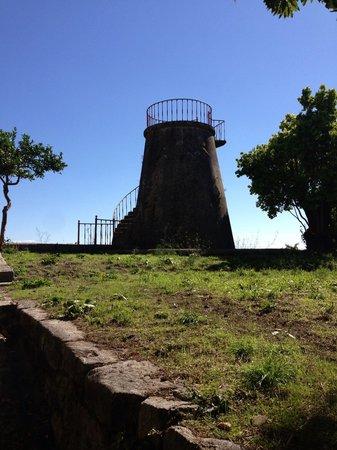 Pedra Iberica: Aussichtsturm
