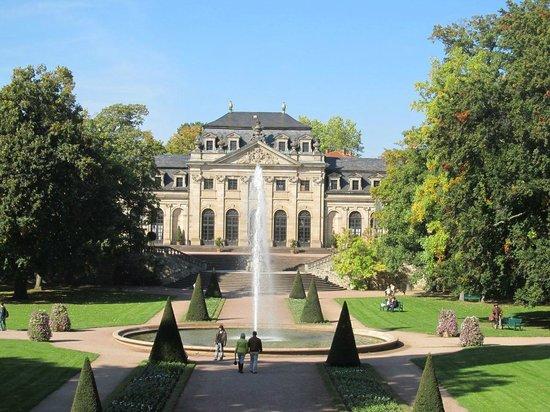 Schlossgarten Fulda: Garten