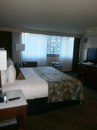 Wyndham Grand Chicago Riverfront: La camera