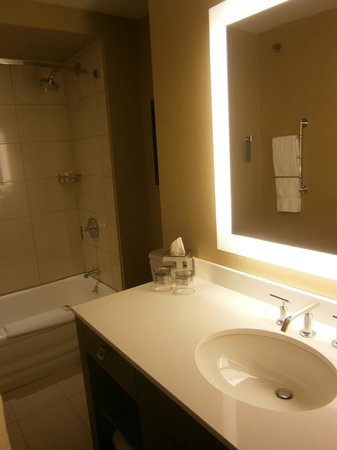 Wyndham Grand Chicago Riverfront: Il bagno