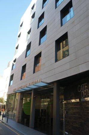 Hotel Barcelona Catedral: Ничего готического ;)