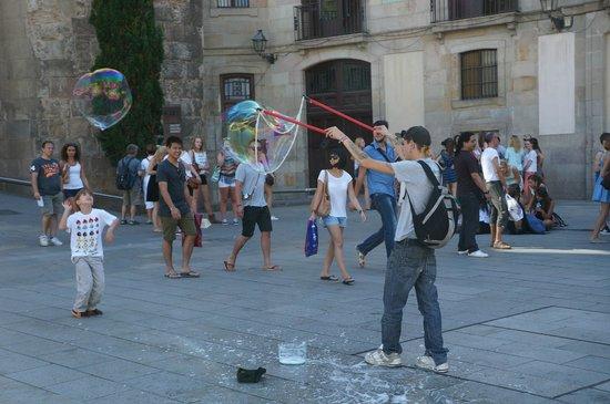 Hotel Barcelona Catedral: Праздник всегда с тобой