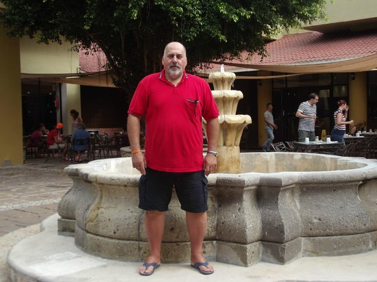 Viva Wyndham Azteca - An All-Inclusive Resort: Piazza