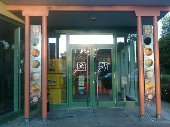 JUFA Hotel Nordlingen: L'ingresso