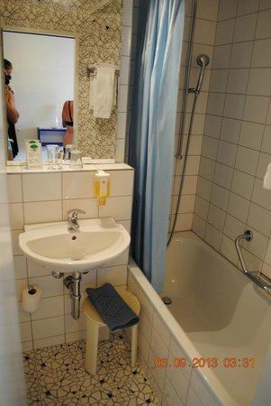 Hotel Merian am Rhein : Klein, maar fijn