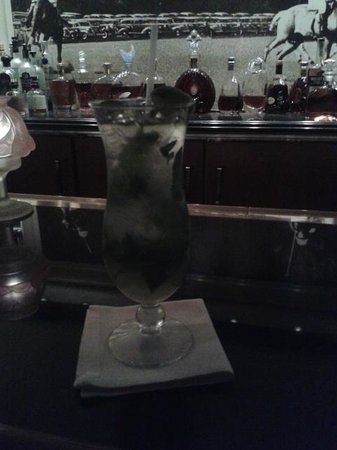 The Beverly Hills Hotel : Bar du Polo Lounge (Mojito <3)