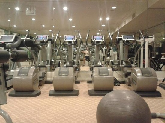 The Beverly Hills Hotel : Fitness center