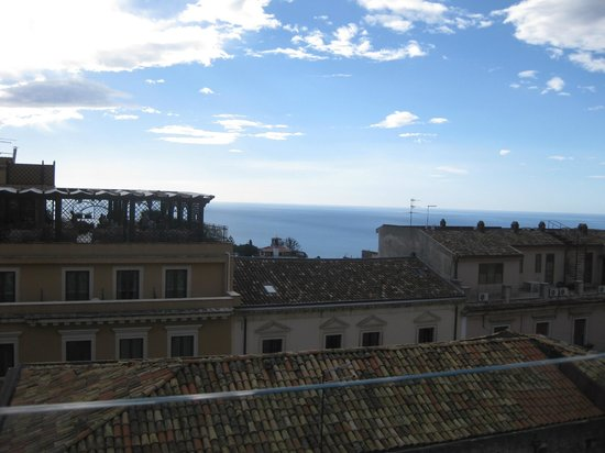 Il Piccolo Giardino: Great view from 3rd floor