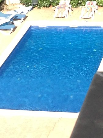 Salou Mediterraneo Apartments: Pool