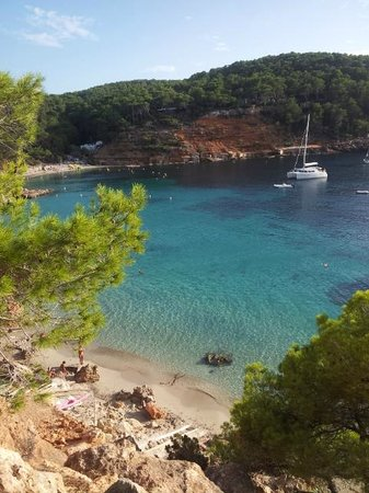 Playa Cala Salada: Cala Saladeta