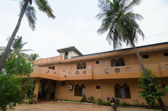 Shiva's Beach Resort & Restaurant: Shivas Hotel