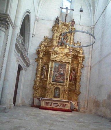 Monasterio de las Huelgas: dedans