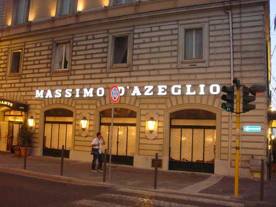 Bettoja Massimo D'Azeglio Hotel : Massimo