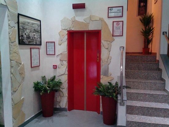 Hotel della Posta : reception