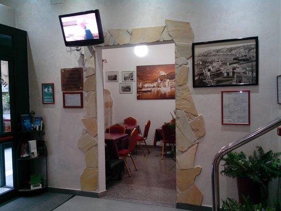 Hotel della Posta : sala colazione