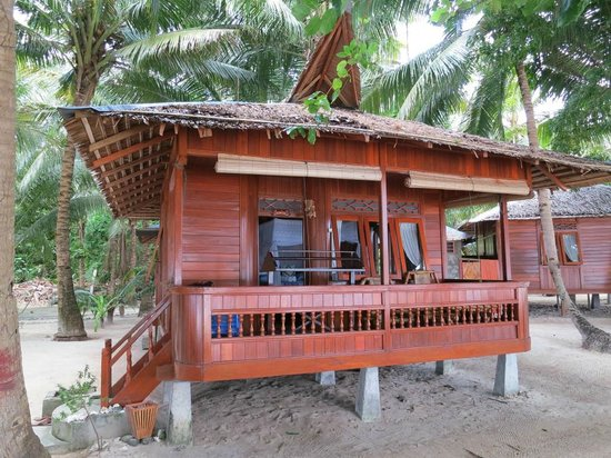 Blue Bay Divers : bungalow