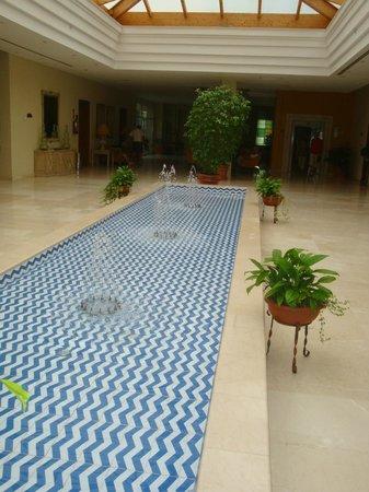 Valentin Sancti Petri Hotel Chiclana: Lobby