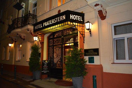 Hotel Praterstern: 入口