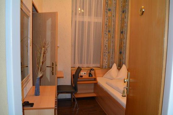 Hotel Praterstern: 部屋
