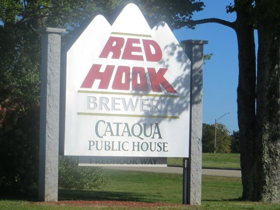 Redhook Portsmouth Brewery & Cataqua Public House : Welcome to Redhook