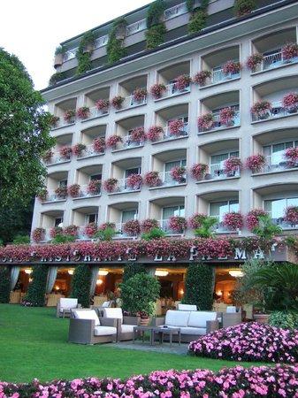 La Palma Hotel: Front of hotel